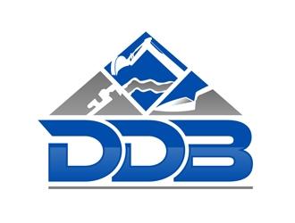 DDB LLC logo design winner