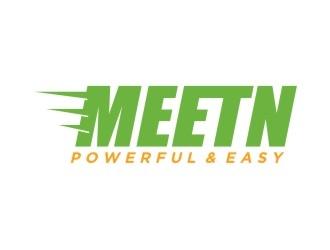 MEETN logo design