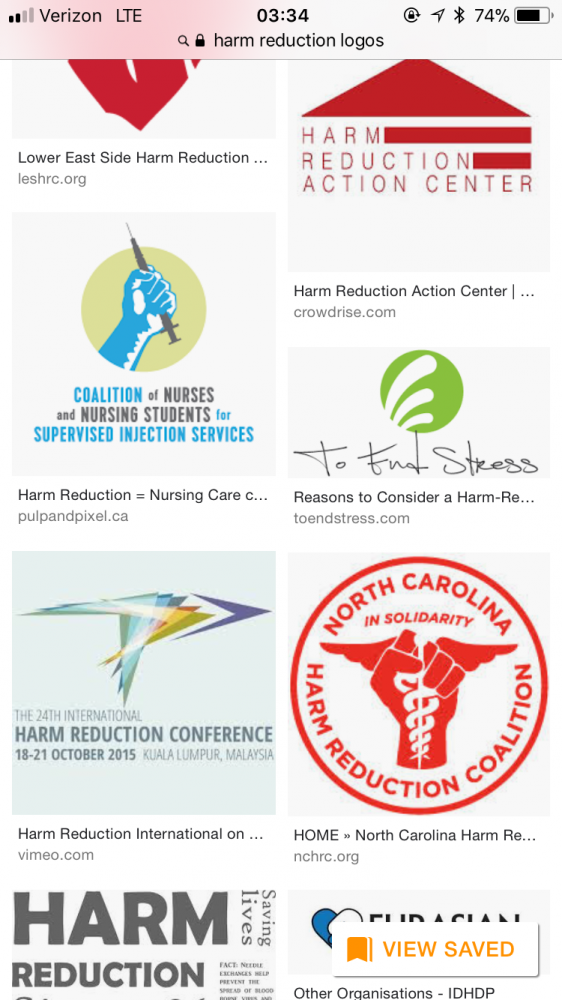 Houston Harm Reduction Coalition Logo Design 48hourslogo