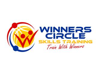 Winners Circle Skills Training  logo design