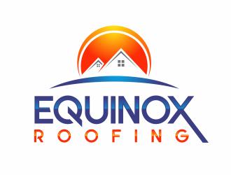 Equinox Roofing logo design