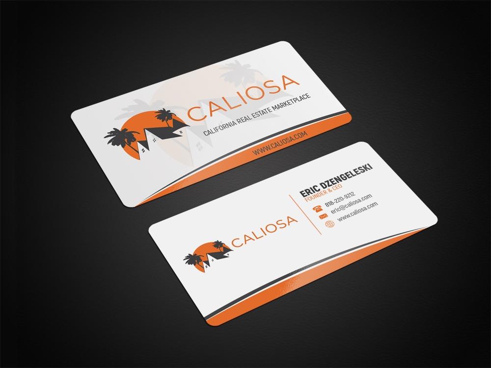 Caliosa logo design