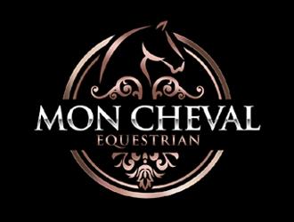 Mon Cheval logo design