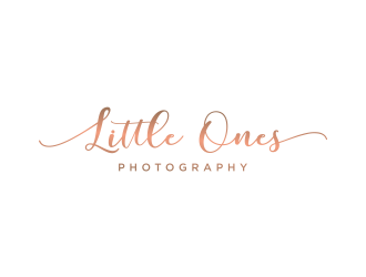 Little Ones Photography logo design