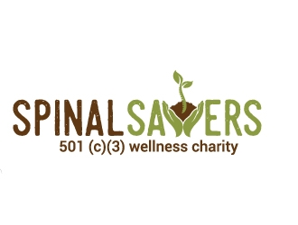 Spinal Savers logo design