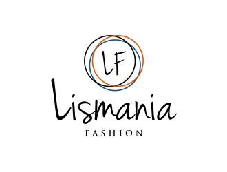 Lismania Fashion logo design