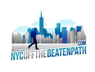 nycoffthebeatentrack.com logo design