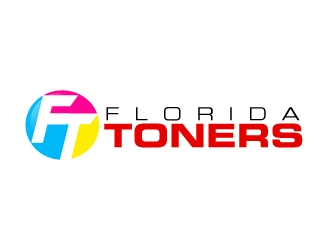 FLORIDA TONERS logo design