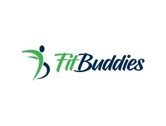 FitBuddies logo design