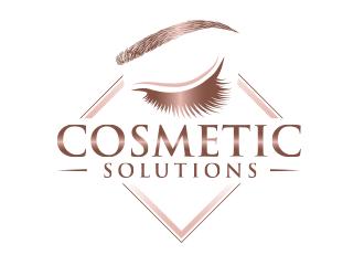 Cosmetic Solutions logo design