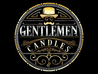 Gentlemen Candles logo design