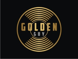 Golden Guy logo design