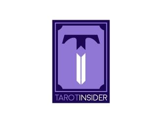 Tarot-Insider logo design