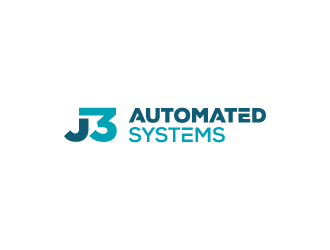 J3 Automated Systems logo design