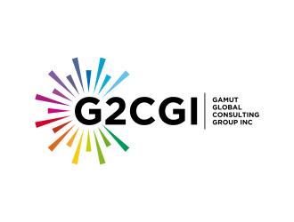 Gamut Global Consulting Group Inc.  -  (G2CGI) logo design