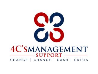 4Cs Management Support logo design