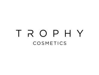 Trophy Cosmetics  logo design