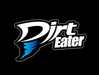 DIRT EATER logo design