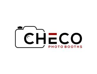 Checo Photo Booths logo design