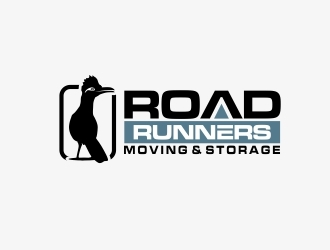 RoadRunners Moving & Storage logo design