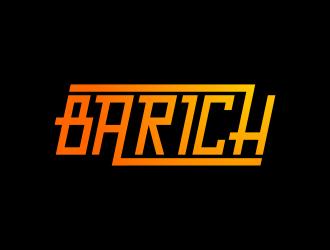 barich logo design by ekitessar
