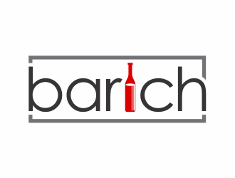 barich logo design by mutafailan