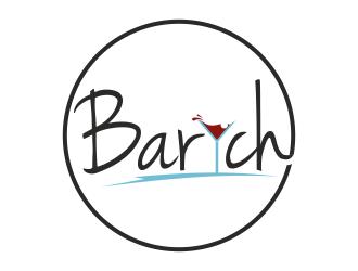 barich logo design by kopipanas