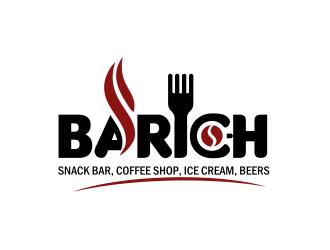 barich logo design by serprimero