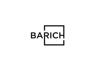 barich logo design by Nurmalia