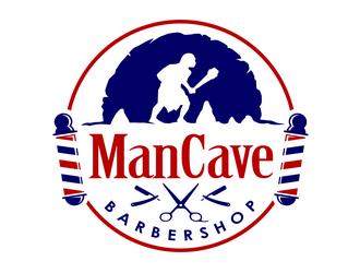 ManCave  logo design