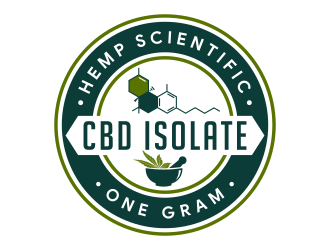 Hemp Sceintific logo design