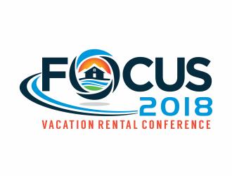 Focus 2018 logo design