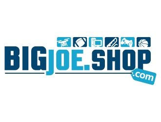 BigJoe.Shop logo design