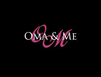 Oma & Me  logo design