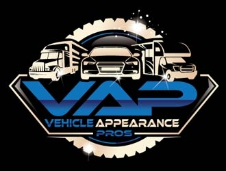 Vehicle Appearance Pros logo design