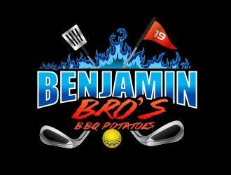 Benjamin Bro's  logo design