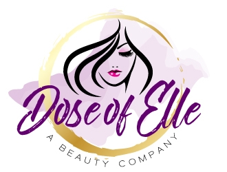 Dose Of Elle logo design
