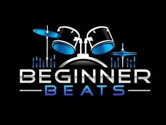 Beginner Beats logo design