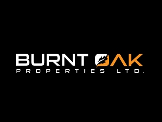 Burnt Oak Properties Ltd. logo design