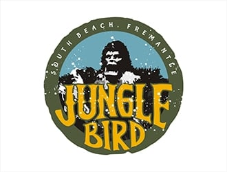 Jungle Bird logo design