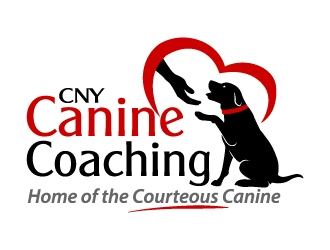 CNY Canine Coaching  logo design