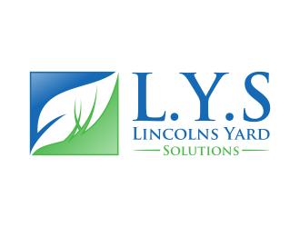 L.Y.S. Lincolns Yard Solutions logo design