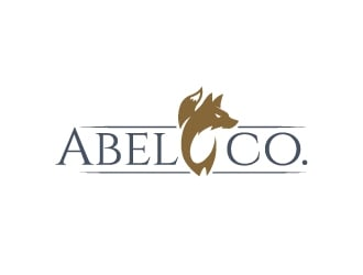 Abel Co.  logo design