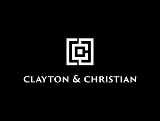 Clayton & Christian logo design