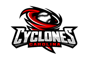 Carolina Cyclones logo design