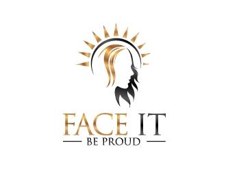 Face it logo design