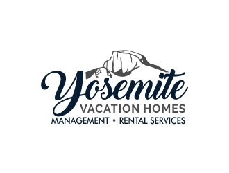 Yosemite Vacation Homes logo design