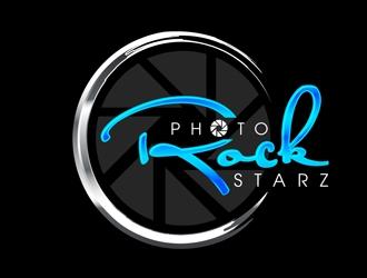 Photo RockStarz logo design