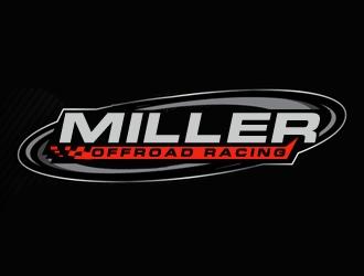 Miller Offroad Racing logo design