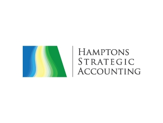 Hamptons Strategic Accounting logo design